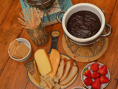 Fondue (and Fon-don'ts)