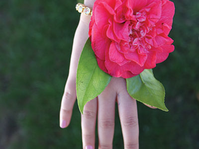 How to Make your Own Prom Corsage