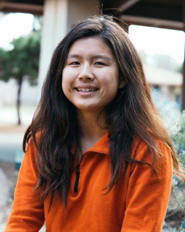 Photo of Ashley Guo