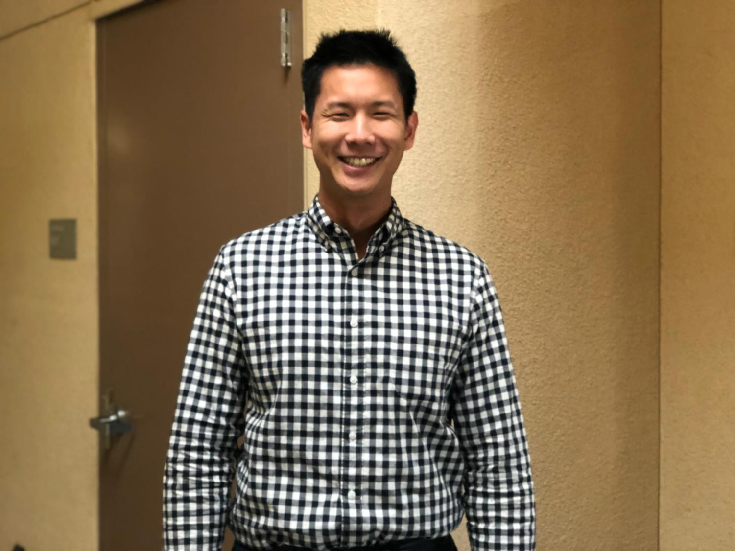 Daniel Nguyen, Math Teacher