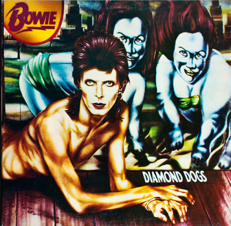 Unheard Gems: David Bowie's Diamond Dogs