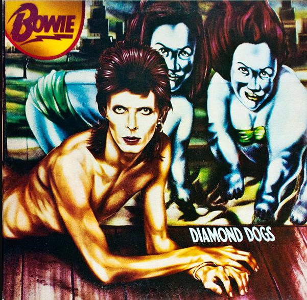Unheard Gems: David Bowie's Diamond Dogs