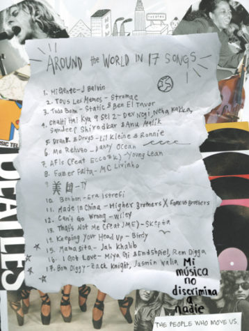 Around the World in 17 Songs