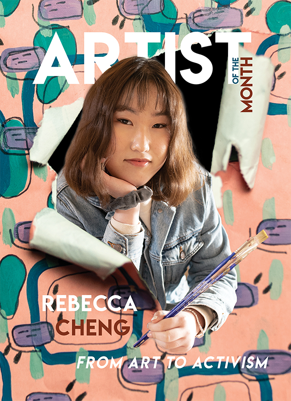 Rebecca Cheng – From Art to Activism